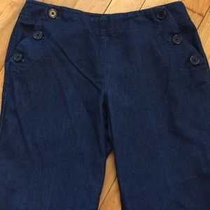 New Direction Sailor Style Jeans